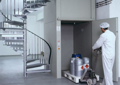 PITLESS ELEVATOR & LIFTS